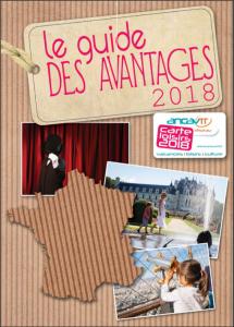 Couverture Guide avantages 2018
